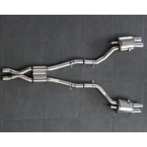 Hamann Sportowy tłumik tylny 650i F06, F12 i F13