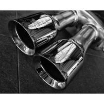 Hamann Sportowy tłumik tylny 640d F06