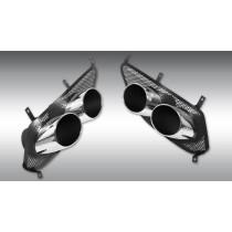 Novitec Sportowe końcówki wydechu F12 Berlinetta