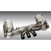 Novitec Sportowy układ wydechowy bez klap 458 Speciale