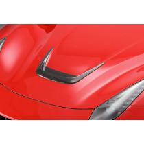 Novitec Wlot powietrza w masce N-Largo F12 Berlinetta