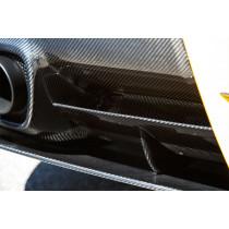 Novitec Dokładki dyfuzora F12 Berlinetta
