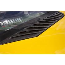 Novitec Wloty powietrza w pokrywie silnika 458 Speciale