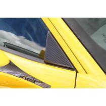 Novitec Trójkątne wykończenia drzwi 488 GTB / Spider