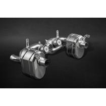 Capristo Sportowy układ wydechowy z klapami 458 Speciale