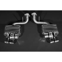 Capristo Sportowy układ wydechowy z klapami 599 GTB