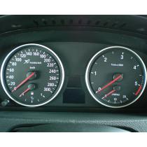 Hamann Modyfikacja wskaźników X6 E71