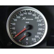 Hamann Modyfikacja wskaźników X5 M E70