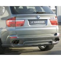 Hamann Dokładka tylnego zderzaka X5 E70