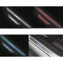 Hamann Podświetlane progi X6 E71