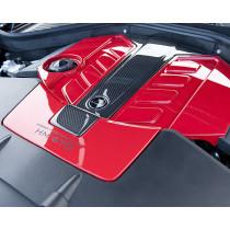Hamann Osłona silnika Carbon X6 M E71