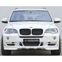 Hamann Przedni spojler ze światłami do jazdy dziennej LED X5 E70