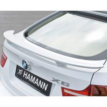 Hamann Tylny spojler X6 E71