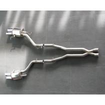 Hamann Sportowy układ wydechowy 760i F01 i F02