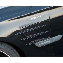 Hamann Boczne wloty powietrza BMW 7 F01 i F02