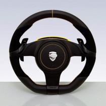 TechArt Środkowy pasek na kierownicy 911 991