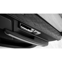 Kahn Skórzane podłokietniki w drzwiach Range Rover Sport 2009