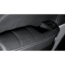 Kahn Skórzane podłokietniki w drzwiach Range Rover Sport 2013