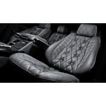Kahn Skórzana tapicerka Dorchester Range Rover 2009
