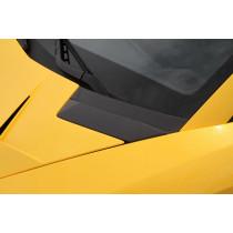 Novitec Wloty powietrza w masce Aventador SV