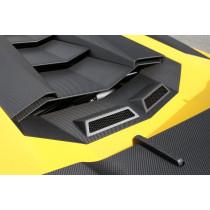 Novitec Wylot powietrza z silnika Aventador SV Coupe