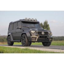 Mansory Gronos Black Edition G AMG W463