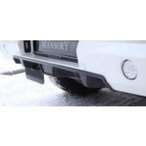 Mansory Dyfuzor G AMG W463