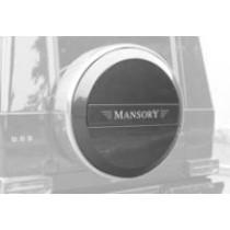 Mansory Pokrywa koła zapasowego G AMG W463