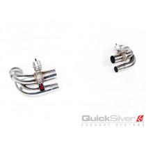 Quicksilver Sportowy układ wydechowy z klapami 911 GT3/RS 991