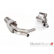 QuickSilver Sportowy tłumik tylny 911 997.1