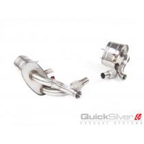 QuickSilver Sportowy tłumik tylny 911 997.2
