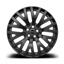 "Kahn Zestaw felg RS-2 Matt Gun Metal 22"" Range Rover Sport 2009"
