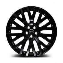 """Kahn Zestaw felg RS-2 Satin Black 23"""" Range Rover 2013"""