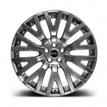 """Kahn Zestaw felg RS-2 Shadow Chrome 23"""" Range Rover Sport 2013"""