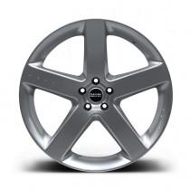 """Kahn Zestaw felg RS-R Silver 22"""" Range Rover 2009"""