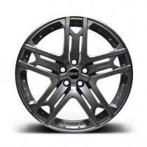 """Kahn Zestaw felg RS 600 Matt Pearl Grey 22"""" Range Rover Sport 2013"""