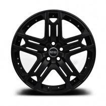 """Kahn Zestaw felg RS 600 Matt Black 22"""" Range Rover 2013"""