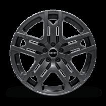 """Kahn Zestaw felg RS 600 Matt Gun Metal 20"""" Evoque"""