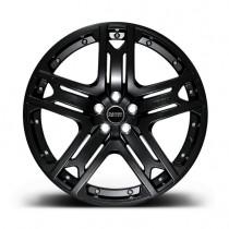 """Kahn Zestaw felg RS 600 Satin Black 23"""" Range Rover Sport 2013"""