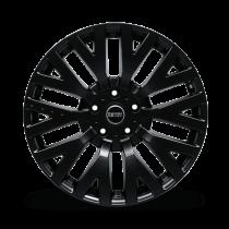 """Kahn Zestaw felg RS Matt Black 20"""" Evoque"""