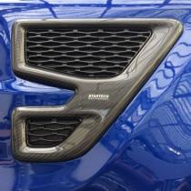 Startech Wloty powietrza w nadkolach Range Rover Sport SVR 2013