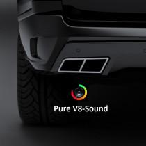 Startech Aktywny układ wydechowy Range Rover Diesel 2013