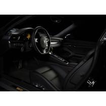 TechArt Aluminiowy podnóżek 911 991
