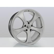 "TechArt Felga Formula I Silver 21"" Boxster 981"