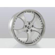 "TechArt Felga Formula II Silver 23"" Cayenne 958"