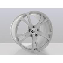 """TechArt Felga Formula III Silver 21"""" Boxster 981"""