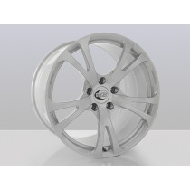 "TechArt Felga Formula III Silver 21"" 911 991"