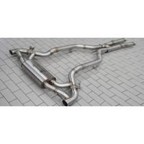 Mansory Sportowy układ wydechowy AMG GT S