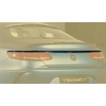 Mansory Tylna listwa S C217 i A217