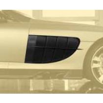 Mansory Wloty powietrza w nadkolach SLR